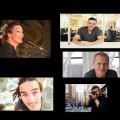 My top five sources of inspiration; Amanda Palmer, Gary Vaynerchuk, Tim Ferriss, Louis Cole and Chase Jarvis