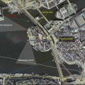 Photo location planning map of Riddarholmen, Stockholm, Sweden
